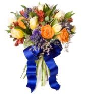Bold and Beautiful Mix Bouquet