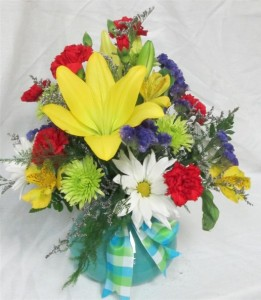 Boys Will Be Boys Inspirations Original Design in Lock Haven, PA | INSPIRATIONS FLORAL STUDIO