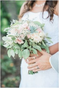 Bridal Bouquet Hand Tied Bouquet Style