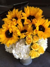Bright and Happy! Custom Arrangement in Santa Clarita, CA | CLAIRE'S FLOWERS