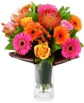 BRIGHT & BEAUTIFUL BOUQUET in Clarksburg, MD | GENE'S FLORIST & GIFT BASKETS