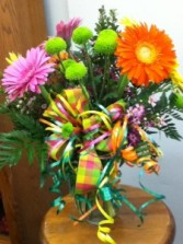 Bright & Bold Days arrangement in Bracebridge, ON | CR Flowers & Gifts ~ A Bracebridge Florist