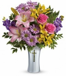 Bright Life Bouquet T278-2A By Teleflora