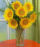 Brighten your Day Arrangement in Bristol, CT | DONNA'S FLORIST & GIFTS
