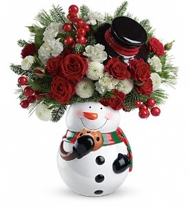 C176 ON SALE starting at $34.95 Teleflora's Cookie Jar Greetings Bouquet