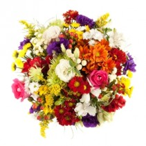 Cascade of Color  Bouquet