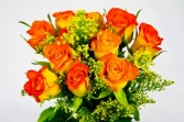 Cash andd Carry Roses Bouquet in Davis, CA | STRELITZIA FLOWER CO.