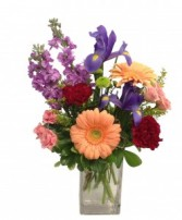 Celebrate Her Day Vase Arrangement