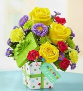 Celebrate the Day Spring Flowers