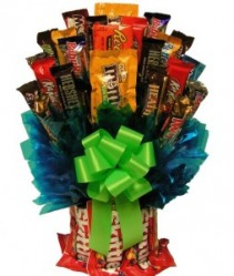 Chocolate Bar Bouquet (Mix) Chocolate, Candy & More