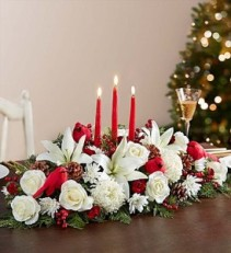 Christmas Celebration Centerpiece Centerpiece
