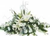 Class of Christmas Centerpiece by Enchanted Florist