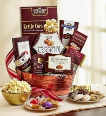 Classic Collection Gourmet Gift Basket Gift Basket