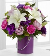 Color Your Day fresh flowers