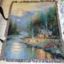 Come With Me Sympathy Tapestry