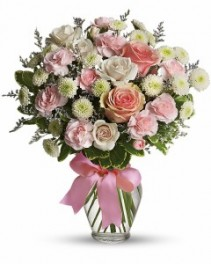 Cotton Candy Bouquet Orientation: One-Sided