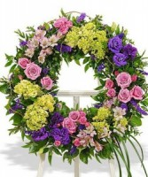 Coulorful Wreath