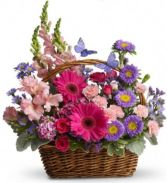 COUNTRY BASKET BLOOMS in Rockville, MD | ROCKVILLE FLORIST & GIFT BASKETS