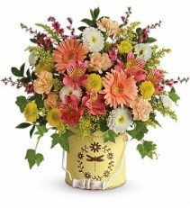 Country Spring Bouquet T17E300