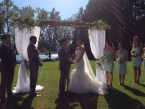 Courtney Lane Wedding  in Delta, BC | FLOWERS BEAUTIFUL