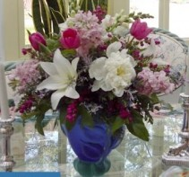 Crazy About Flowers (container provided by Customer)