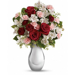 Crazy For Red Roses Bouquet