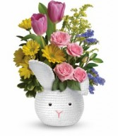 Cuddle Bunny Easter in Bloomfield, NY | BLOOMERS FLORAL & GIFT