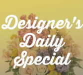 Daily Special Assorted Fresh Flower Vase