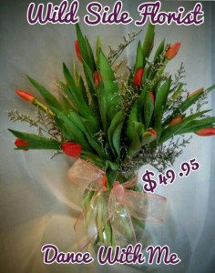 Dance With Me in Milford, MA | THE WILD SIDE FLORIST