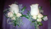 deluxe rose corsage