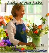 Designer's Choice  in Bowerston, OH | LADY OF THE LAKE FLORAL & GIFTS