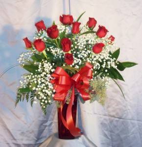 Red Roses to Send Your Love Most Popular Red Rose Design