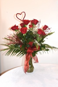 DOZEN ROSES in Youngstown, OH | BLOOMIN CRAZY FLORIST