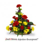 Duck Decoy Bouquet Bud & Bloom Signature Arrangement