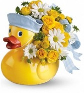 Ducky Delight - Boy in Eau Claire, WI | 4 SEASONS FLORIST INC.