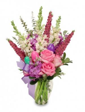 EASTER GREETER Bouquet in Richland, WA | ARLENE'S FLOWERS AND GIFTS