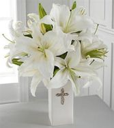 Casablanca lilies or Easter Lilies Easter Flower Delivery In Washington DC in Washington, DC | CONVENTION FLORAL