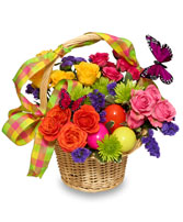 EGG-CELLENT EASTER BLOOMS in Rockville, MD | ROCKVILLE FLORIST & GIFT BASKETS