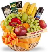 ELITE GOURMET FRUIT BASKET in Clarksburg, MD | GENE'S FLORIST & GIFT BASKETS