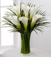 Endless Elegance Calla Lily Bouquet EF04