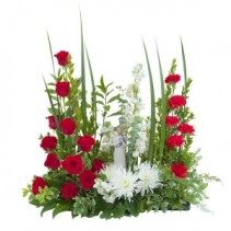Enduring Strength Willow - As Shown (Deluxe) Arrangement