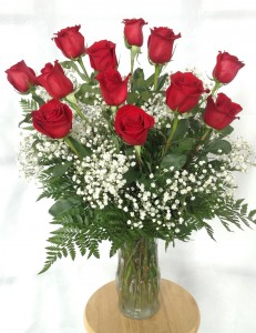 Eternal Love Deluxe Rose Arrangement in San Antonio, TX | Bloomshop