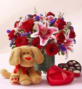 Everlasting Love™ ***STUFFED ANIMAL AND CHOCOLATES MAY VARY DUE TO AVAILABILITY***