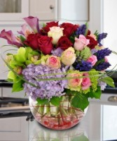 Exquisite Beauty Assorted High Style Flowers every day