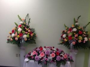 Casket Spray & Matching Urns  in Pittsburgh, PA | FLOWERS BY TERRY