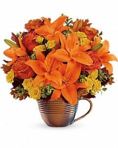 Fall Mystic Bouquet  in Dayton, OH | ED SMITH FLOWERS & GIFTS INC.