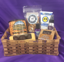 Father's Day Golfer Gift Basket