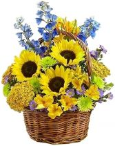 FIELDS OF EUROPE  BASKET in Rockville, MD | ROCKVILLE FLORIST & GIFT BASKETS