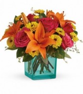 Fiesta Bouquet by Enchanted Florist of Cape Coral