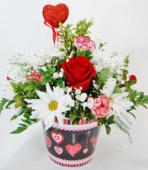 Filled Up With Love Arrangement